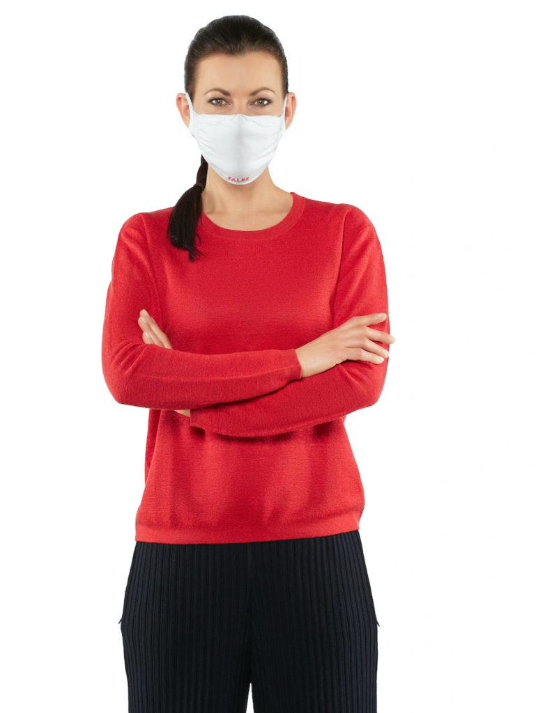 Neue FALKE-Maske in 12 Farben kaufen - Masken Magazin