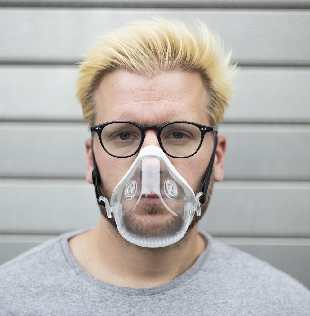 AIO Maske